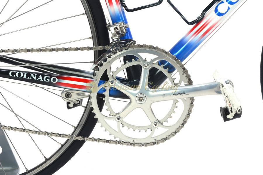 Colnago C40 for sale USA campagnolo record titanium vintage bicycle