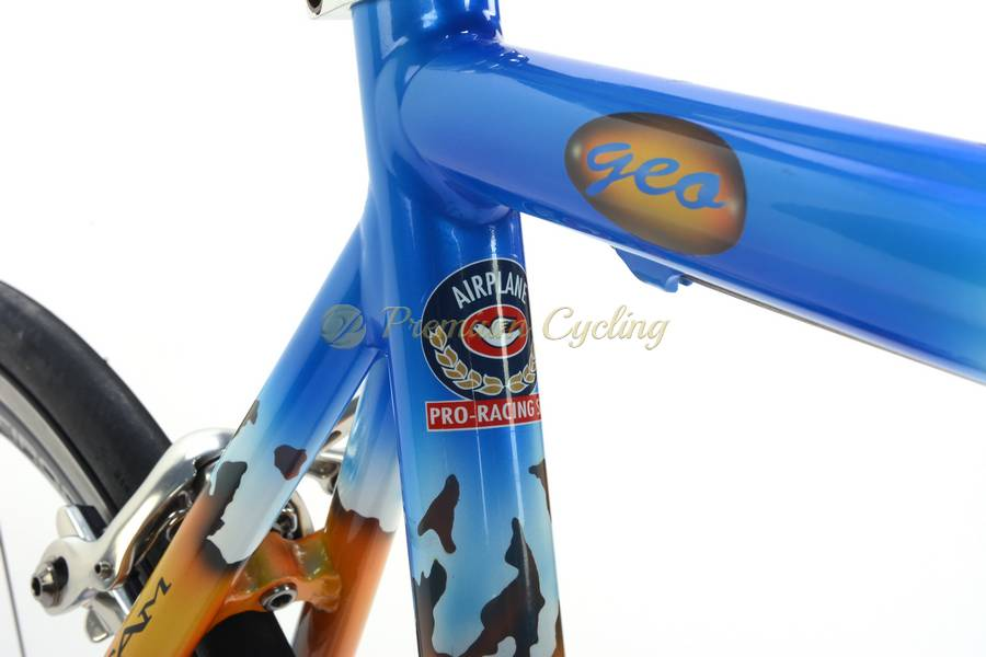 Colnago Dream Geo Art paint for sale campagnolo record vintage bicycle
