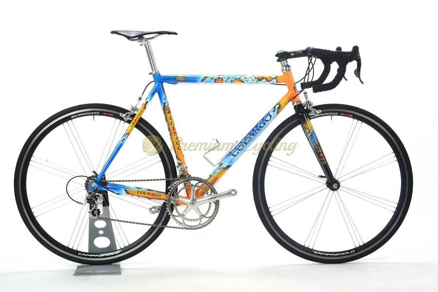 Colnago Dream Geo Paint – SOLD – Premium Cycling – Website for steel ...
