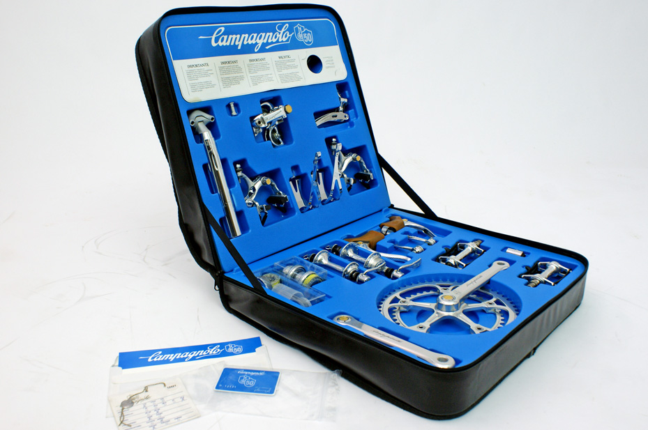 Campagnolo 50th Anniversary groupset for sale