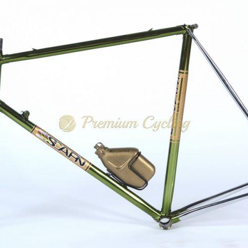 Scapin Airone Aero Cromovelato steel 1980s frame