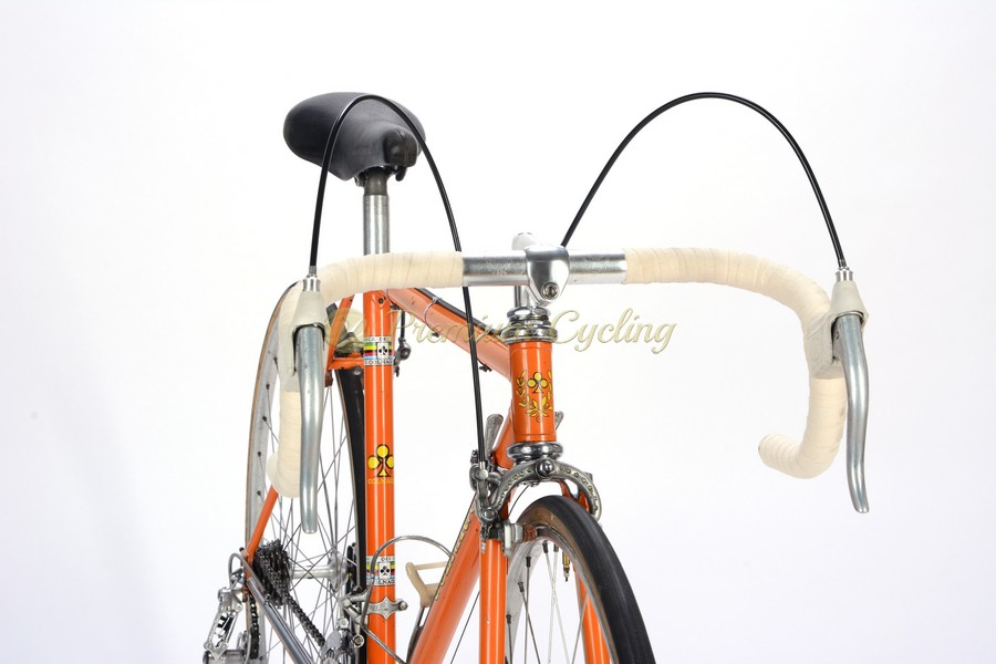 Colnago Super 1969 - 1970s Nuovo Record steel vintage Eroica bike