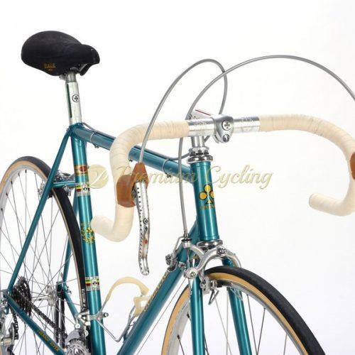 Colnago Super 1972 Nuovo Record steel vintage Eroica bike