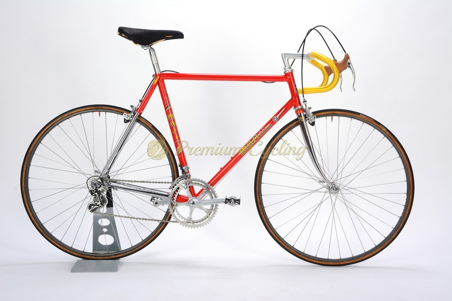 Masi 3v Volumterica 1984 Campagnolo Record steel vintage Eroica bike