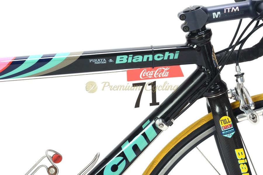 Bianchi XL EV2 Reparto Corse, Marco Pantani TDF 2000 – SOLD ...