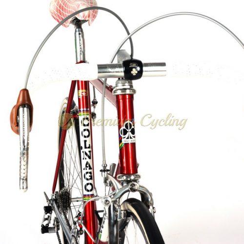 Colnago Super Saronni 1984 Columbus SL Campagnolo Record vintage bike