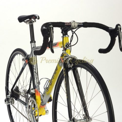 Colnago CT1 Lux B Stay Titanium Campagnolo record bike