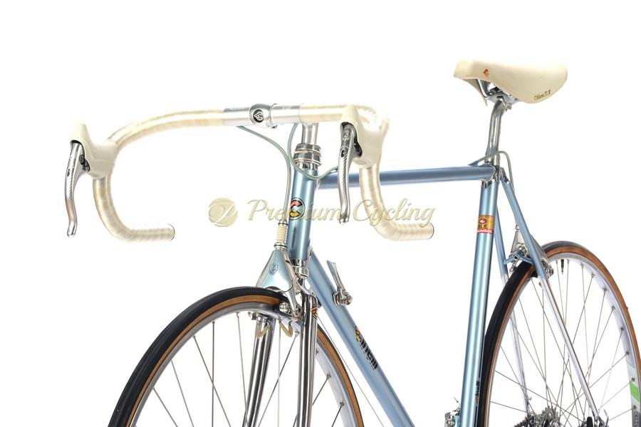 Cinelli Supercorsa SLX Campagnolo C Record Delta, late 1980s, steel vintage bike
