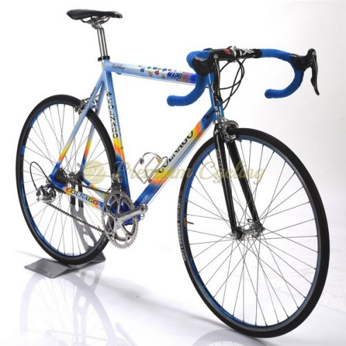 Colnago Dream Mapei Team Campagnolo Record 9s Airplane Aluminium vintage bi