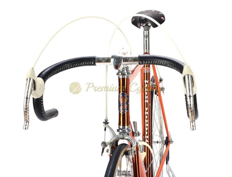 Wilier Triestina 1975 Ramata Cromovelato, Campagnolo Nuovo Record, steel vintage bike