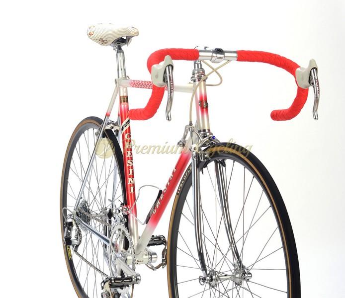 Chesini X Uno SLPX 1986 Campagnolo Super Record Cobalto brakes vintage bike
