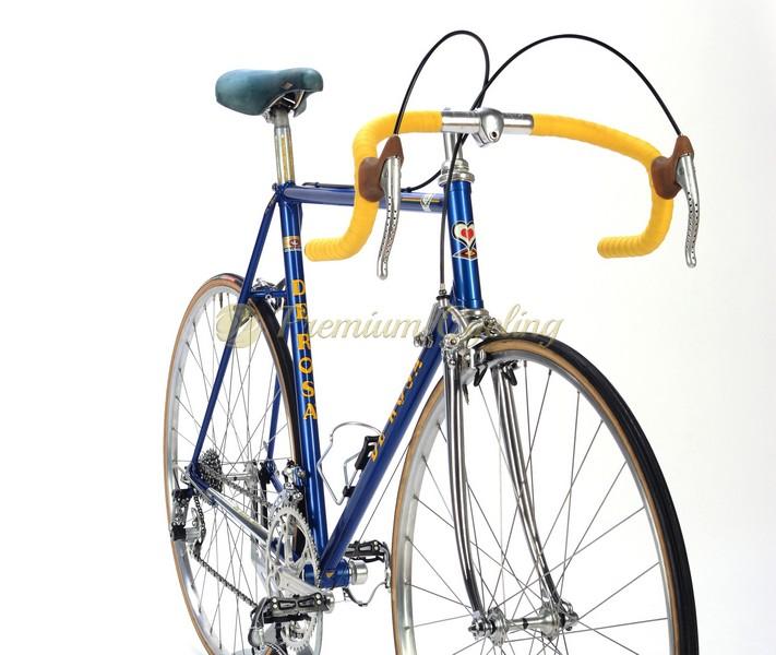 DeRosa Super Prestige Eddy Merckx Professional 1980s Campagnolo Super Record steel vintage Eroica bike