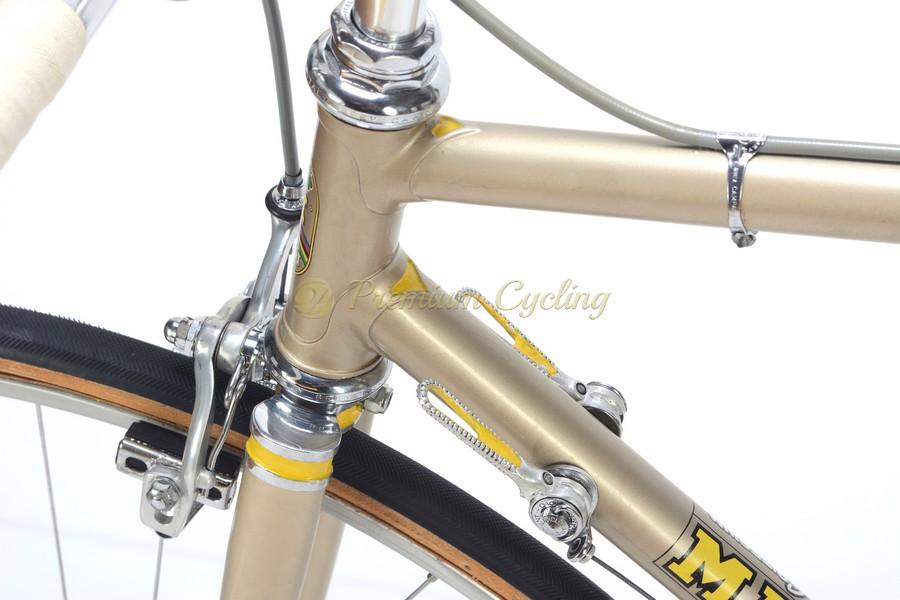 Masi Gran Criterium 1973 Eroica steel vintage bike Campagnolo Nuovo Record Cinelli