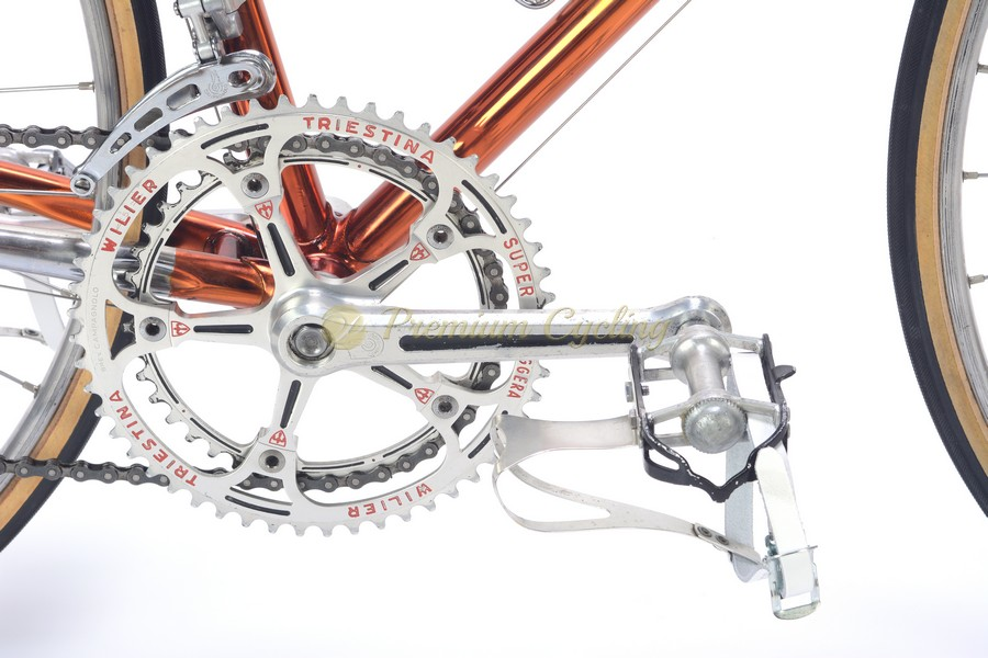 Wilier Triestina Ramata 1977 Columbus SL Super Record 1st gen steel vintage bike
