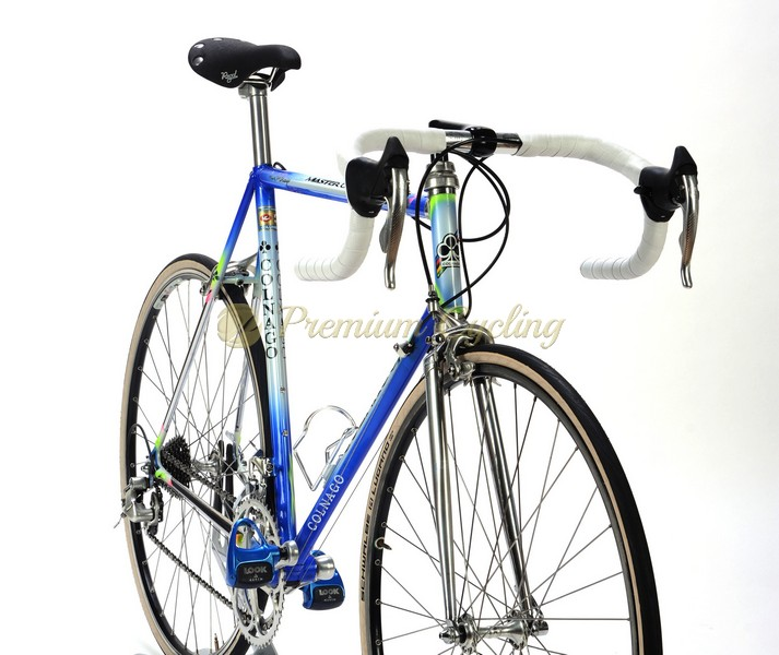 COLNAGO Master Olympic 1993/94 Coluimbus Gilco S4 tubing Campagnolo vintage steel classic racing bike