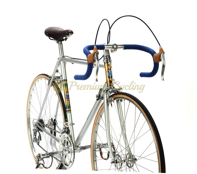 MASI Special 1960s Campagnolo Record 1st generation vintage steel Eroica classic racing bike
