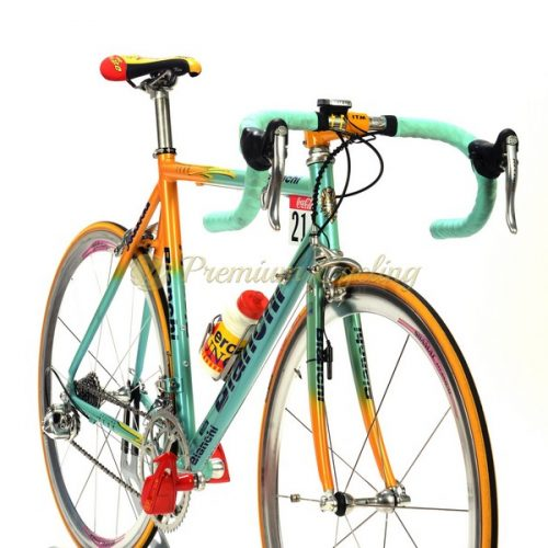 Bianchi Mega Pro Mercatone Uno Marco Pantani - Giro d'Italia & Tour de France 1998