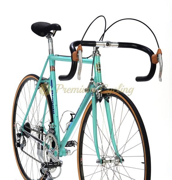 BIANCHI Specialissima 1982 Columbus SL Campagnolo Super Record Erocia Vintage Steel Bike