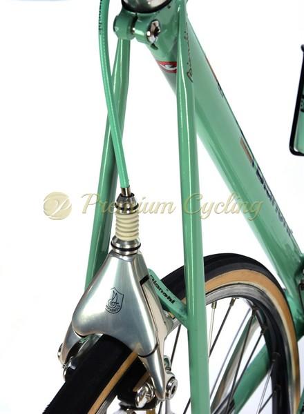 Bianchi Specialissima X4 TSX Reparto Corse 1989, Campagnolo C Record Delta, Eroica vintage steel bike
