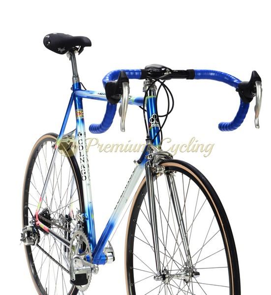 COLNAGO Master Olympic 1994, Gilco S4 tubing, Campagnolo Chorus, vintage steel bike