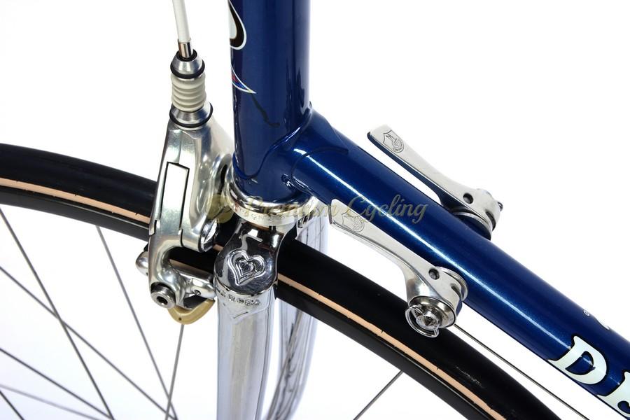 DeRosa Professional SLX, Campagnolo C Record Delta, late 1980s, vintage steel racing bike