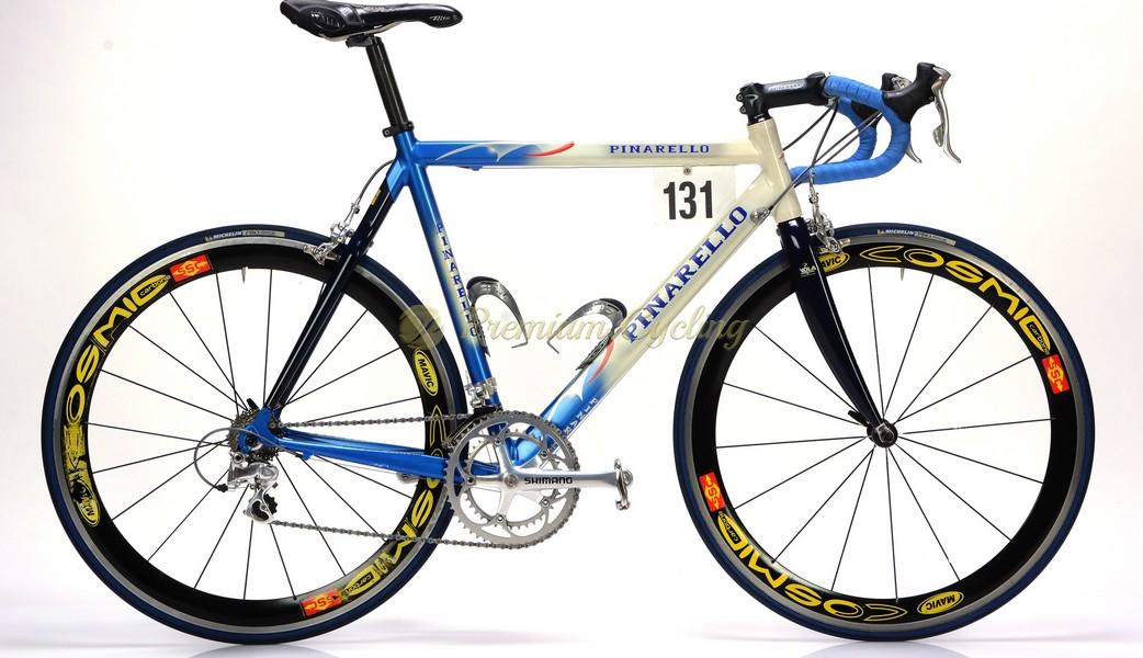 Pinarello Prince Fassa Bortolo Team 2001, Alessandro Pettachi Ale Jet