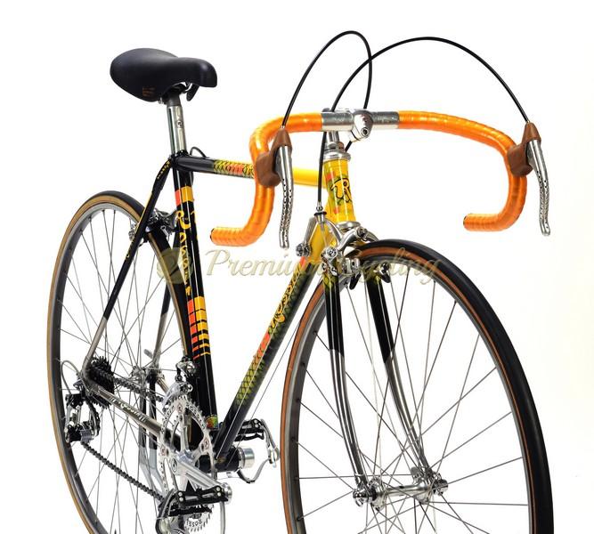 Rossin Professional Super Record, Columbus SLX, size 50cm, Campagnolo Super Record, Eroica vintage steel classic bike