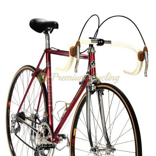 1983 COLNAGO Master Saronni, Del Tongo Team, Campagnolo 50th Anniversary groupset, Eroica vintage steel bike