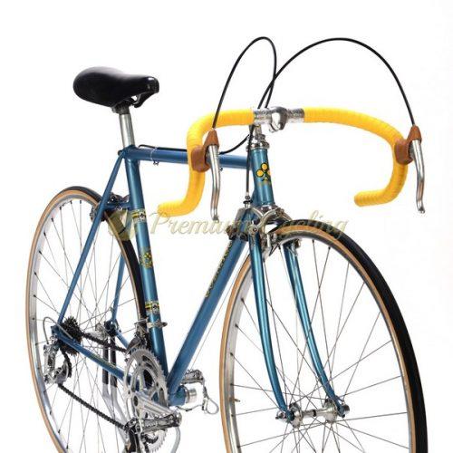 COLNAGO Super 1973, Columbus SL, Campagnolo Nuovo Record, Cinelli, Eroica, vintage steel bike