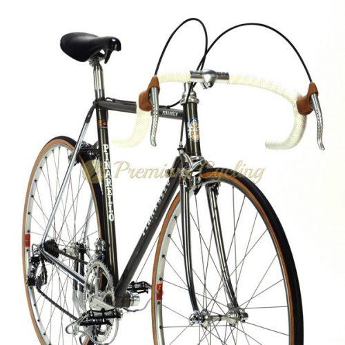PINARELLO Super Record Special, late 1970s, Columbus SL, Cinelli, Eroica vintage steel bike