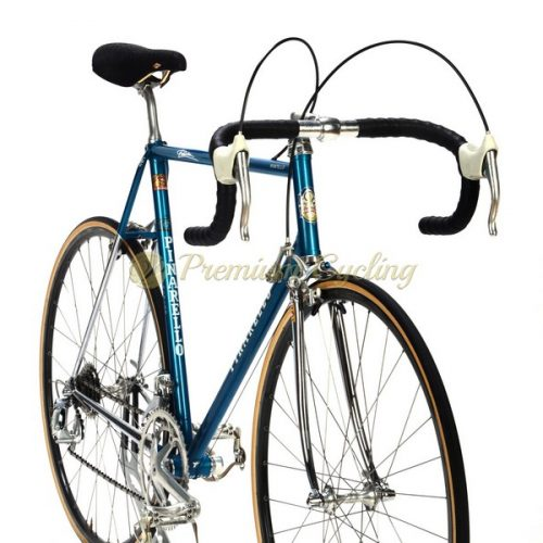 PINARELLO Montello 1985, Columbus SLX, Campagnolo C Record 1st gen Cobalto, Eroica vintage steel bike