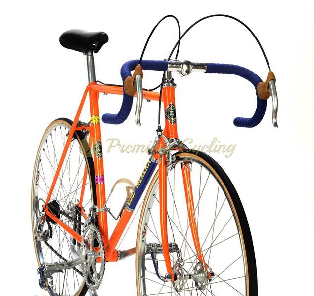 COLNAGO Super Molteni E.Merckx 1971-72, Campagnolo Nuovo Record, 57cm, Eroica vintage steel bike
