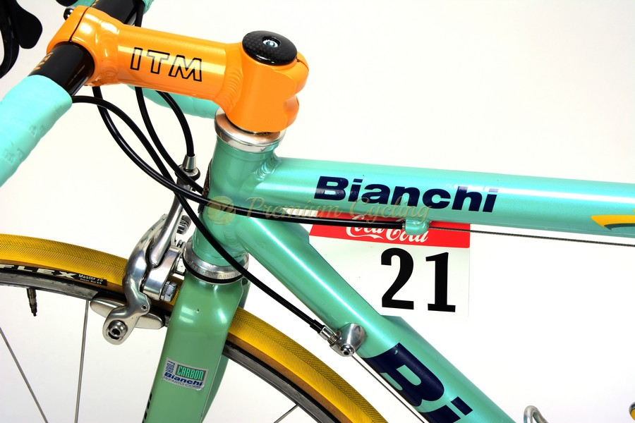 BIANCHI Mega Pro Reparto Corse Mercatone Uno 1998 – SOLD – Premium ...