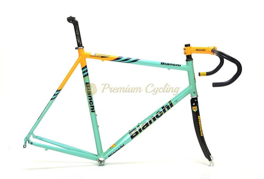 BIANCHI Lite Alloy Reparto Corse 1999 – SOLD – Premium Cycling ...