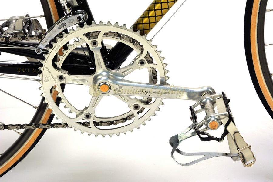 COLNAGO Super Profil 1982, Campagnolo 50th Anniversary groupset, Eroica vintage steel bike