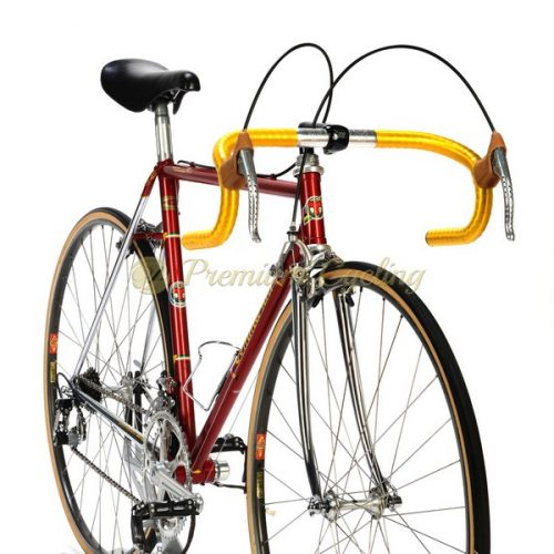 Early 1980s Tommasini Prestige, Columbus SL, Campagnolo Super Record, Eroica vintage steel bike