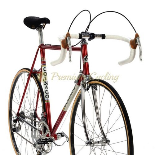 SARONNI by COLNAGO 1984, Columbus SL, Campagnolo Super Record, Eroica vintage steel bike