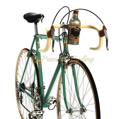 BIANCHI CDM (Campione del mondo) 1957, Campagnolo Gran Sport, Fausto Coppi, Eroica vintage steel bike