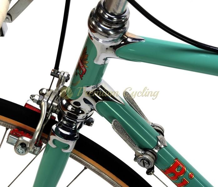 Bianchi Campione Del Mondo 1957 Sold Premium Cycling