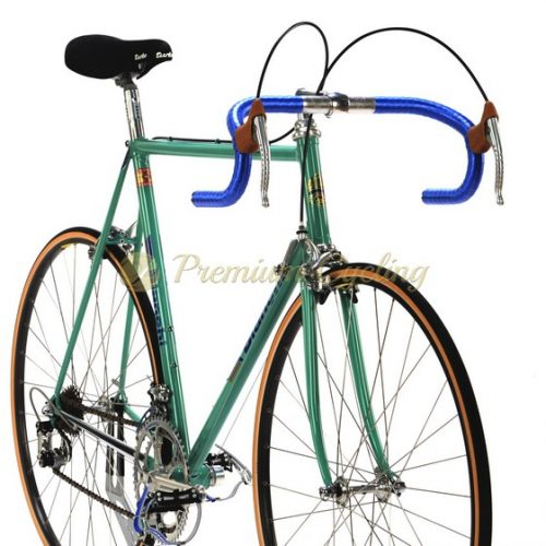 BIANCHI Specialissima X3 1984, Columbus SLX, Campagnolo Super Record, Eroica vintage steel collectible bike
