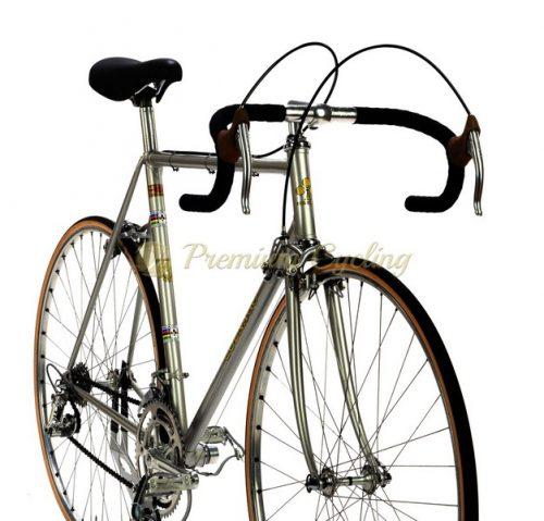 COLNAGO Super, Columbus SL, Campagnolo Nuovo Record, 1970s, Eroica vintage steel bike