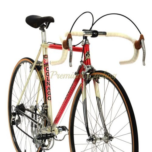 COLNAGO Nuovo Mexico 1984, crimped Columbus SL tubing, Campagnolo Super Record groupset, Eroica vintage steel bike