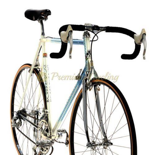 COLNAGO Esa Mexico 1988, Campagnolo C Record Delta, crimped Columbus SL, vintage steel bike