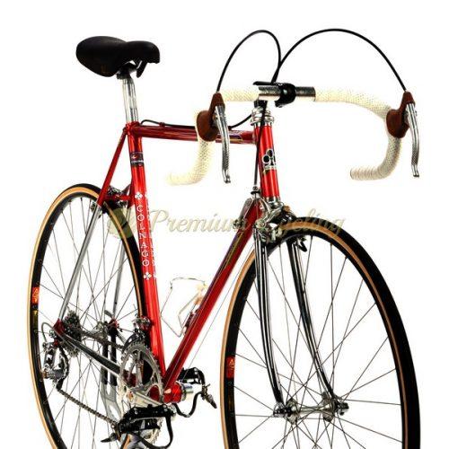 COLNAGO Master 1983 Saronni Del Tongo, Campagnolo 50th Ann, Eroica vintage steel bike
