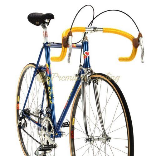 DE ROSA Professional SL 1984, Team Sammontana, Campagnolo Super Record, Eroica vintage steel bike
