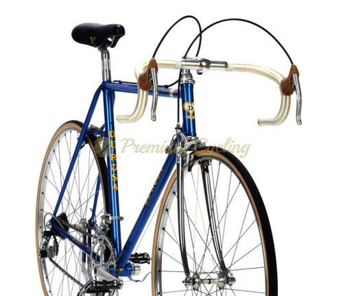 DE ROSA Super Prestige 1978, Eddy Merckx, Campagnolo Super Record, Eroica vintage steel bike
