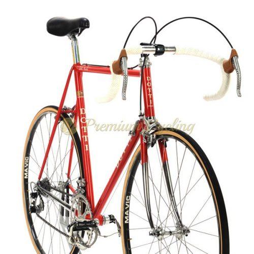 DOTTI Personal SLX, mid 1980s, Campagnolo Super Record, Eroica vintage steel bike