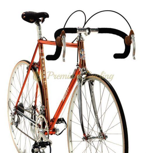 WILIER Superleggera Ramata 1985, Campagnolo 50th, Eroica vintage steel bike