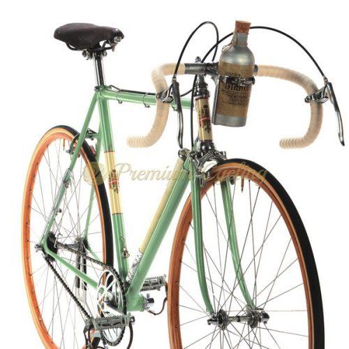 BIANCHI Folgore 1941 Campagnolo Cambio Corsa ''Due leve'' , Fausto Coppi, Eroica vintage steel bike