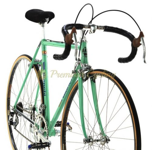 BIANCHI Specialissima 1981, Columbus SL, early X3, Eroica vintage steel bike